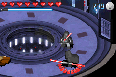 LEGO Star Wars - The Video Game - Darth vs Darth. - User Screenshot